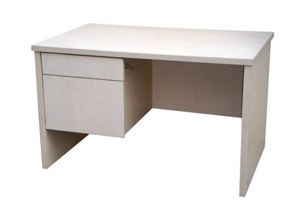 10 escritorio tradicional for Medidas de un escritorio